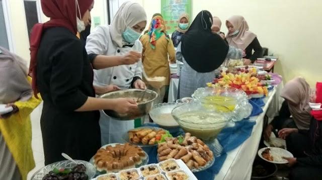 Sajikan makanan bermutu, Pasien RSUD TCD Sigli Mengaku Puas