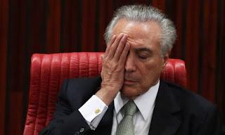 Governo Temer é avaliado como ruim ou péssimo por 46% dos brasileiros