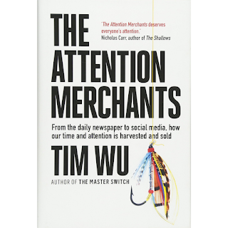 The Attention Merchants (Book)
