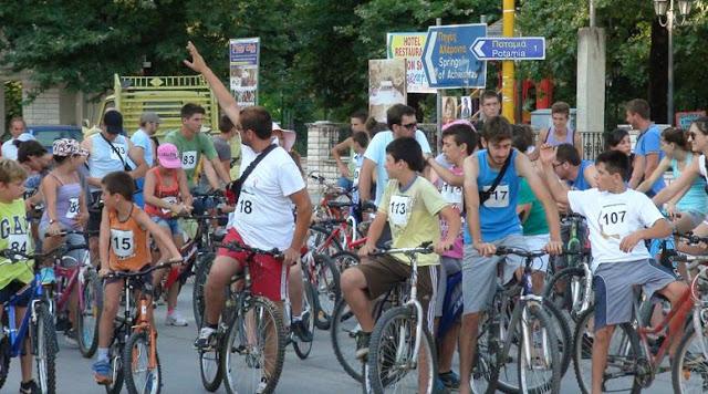 Στις 30 Ιουνίου ο 8ος ποδηλατικος Γυρος Αχεροντα