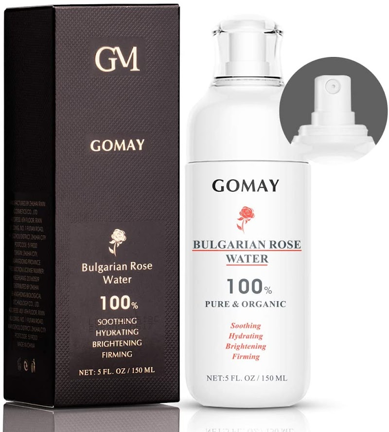 55% OFF 100% Pure Natural Rose Water Spray 150ML