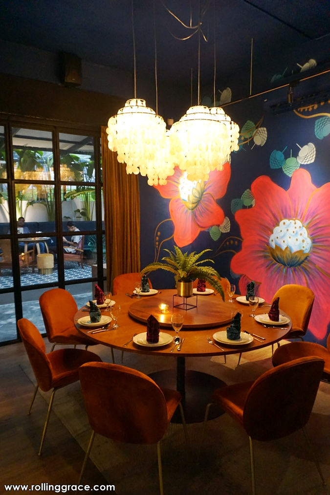 Intimate Romantic restaurant In KL