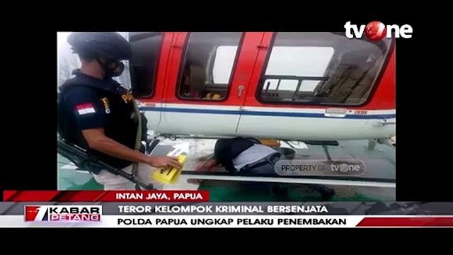 Terjadi Kontak Senjata di Intan Jaya, Satu Orang Prajurit TNI Gugur