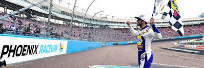 Chase Elliott - Return To The Scene - #NASCAR