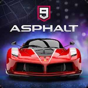 تحميل أسفلت 9 الأساطير - Asphalt 9: Legends  بأخر إصدار