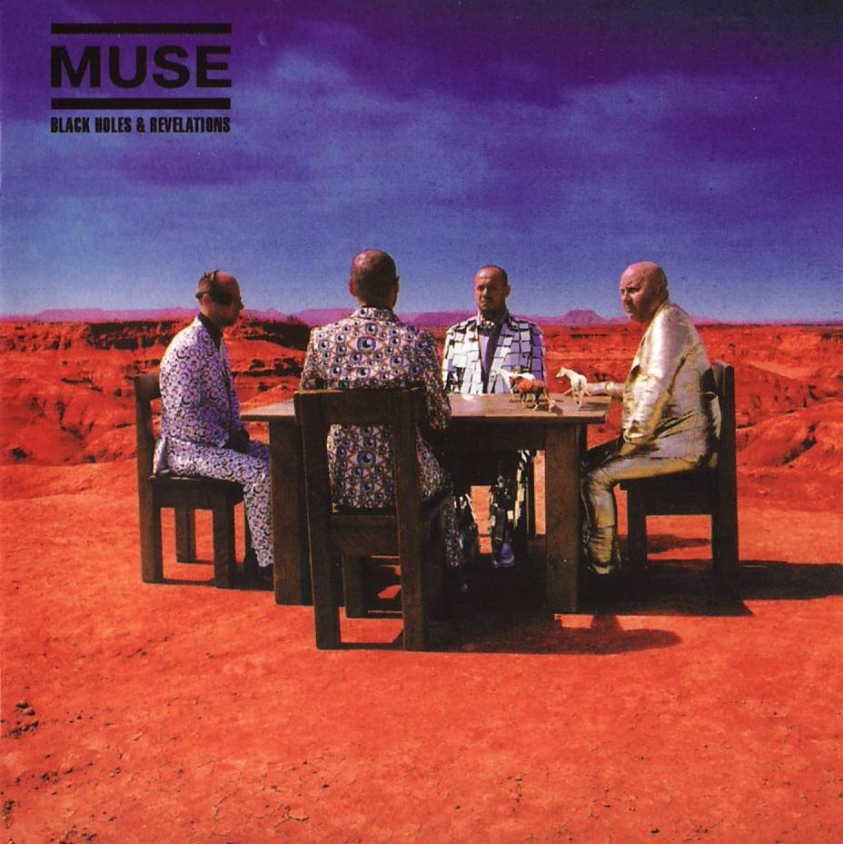 muse black holes and revelations portada significado -#main