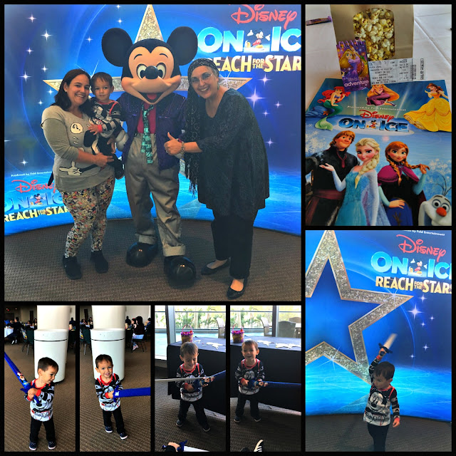 Disney on Ice_Reach for the Stars_Media Day