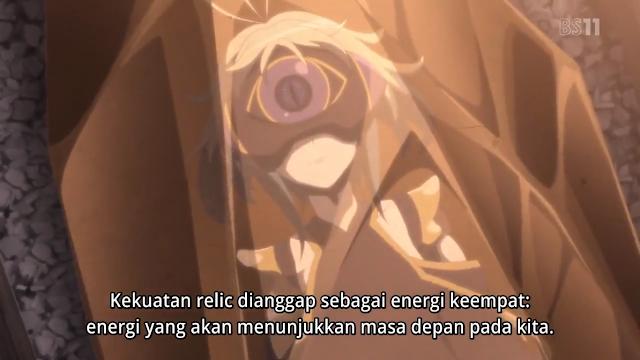 Senki Zesshou Symphogear AXZ Episode 02 Subtitle Indonesia