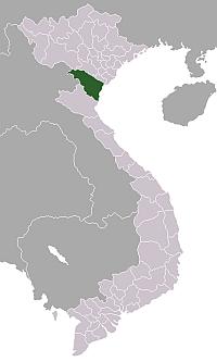 ベトナム・タインホア省