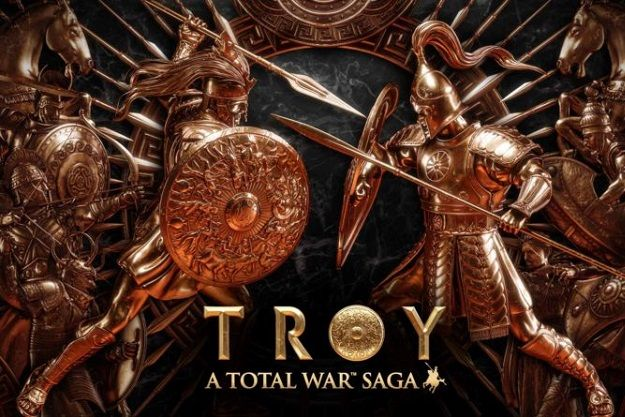free total war saga troy