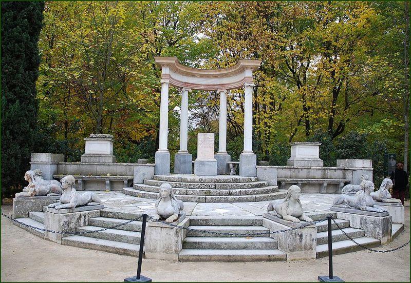 Madrid con encanto el capricho de la alameda de osuna for Jardin historico el capricho paseo alameda de osuna 25