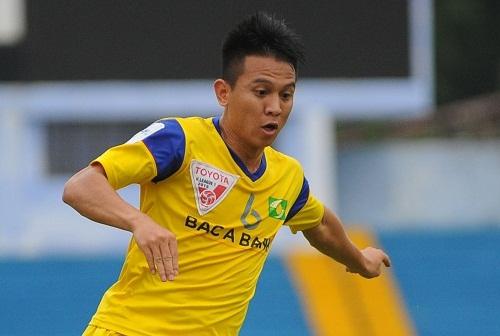 Hậu vệ Trần Đình Hoàng sẽ không có mặt tại AFF Suzuki Cup 2016.