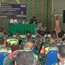 Pakar Komunikasi dan Motivasi Apresiasi Kinerja Kodim Lombok Tengah