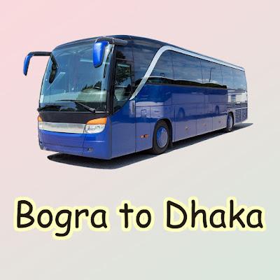 Dhaka to Bogra
