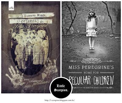 Resenha O Orfanato da Srta. Peregrine Para Crianças Peculiares
