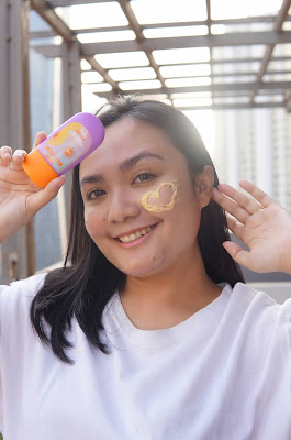NATURAL SUNSCREEN IT'S MY BASE REVIEW