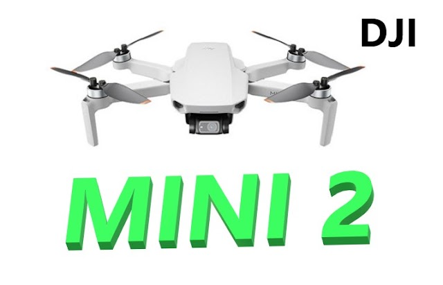 DJI Mini 2 is now released