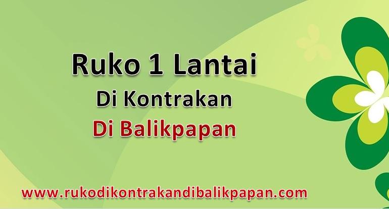 Ruko_Di_Balikpapan_DiKontrakan
