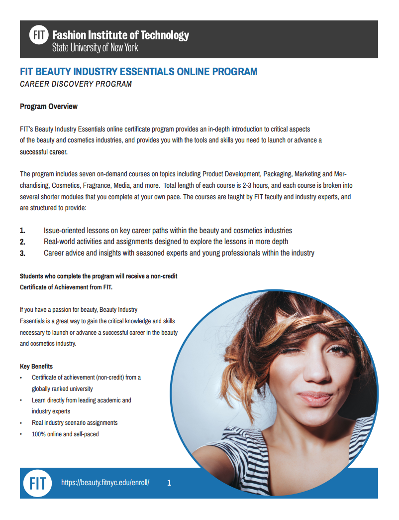 Fit Beauty Industry Essentials Course What I Learned The Beauty
