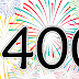 Menudo Castillo 400, ¡estamos de fiesta!