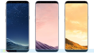Spesifikasi Samsung Galaxy s8 plus