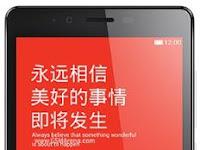 Cara Hard Reset Xiaomi Redmi Note 4G kesetelan pabrik