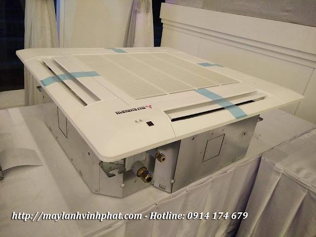 Đơn vị thầu cung cấp và Thi công Máy lạnh – Máy điều hoà âm trần Heavy 3HP với giá sỉ