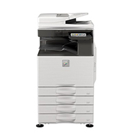 Sharp MX-B451P Scanner and Driver Printer