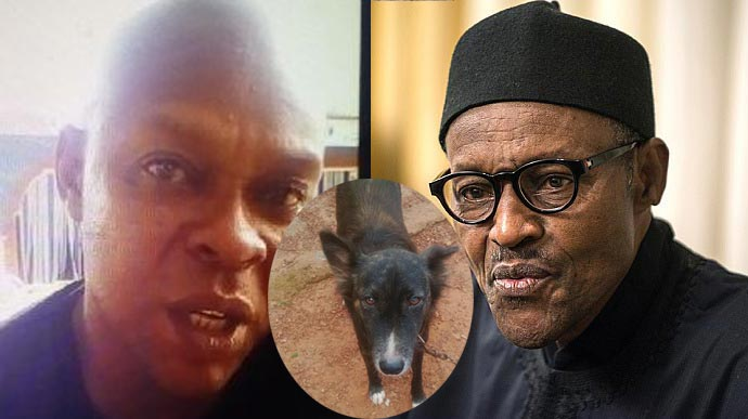 "Trader who named his dog ""Buhari"" regains freedom, explains reason for his actions"