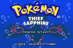 pokemon thief ruby sapphire screenshot 1