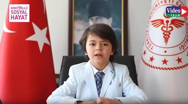 Sağlık Bakanı: Yoksa siz aşıdan korkuyor musunuz?