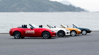 Mazda Kicks Off Millionth Miata Celebration Tour At Laguna