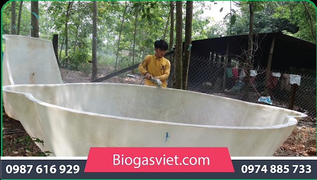 hầm biogas chất lượng