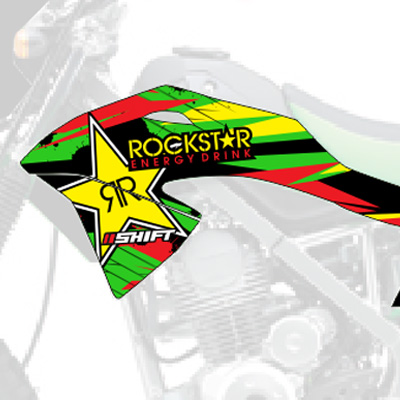 KLX 150BF - Rockstar