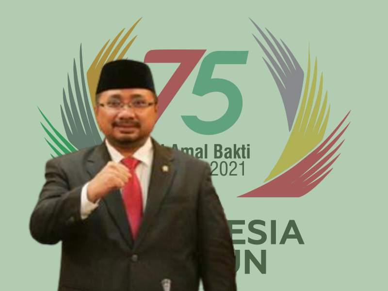 Sambutan Upacara HAB Kemenag 2021