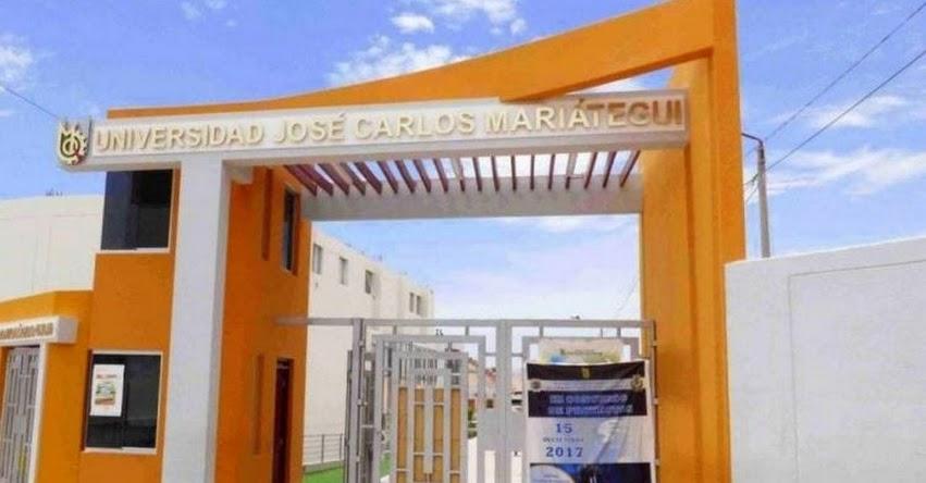 Poder Judicial respalda resolución de la SUNEDU sobre denegatoria de licencia de la Universidad José Carlos Mariátegui - UJCM