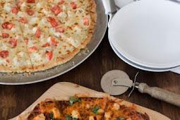 Crisp Gluten free Pizza Crust #glutenfree
