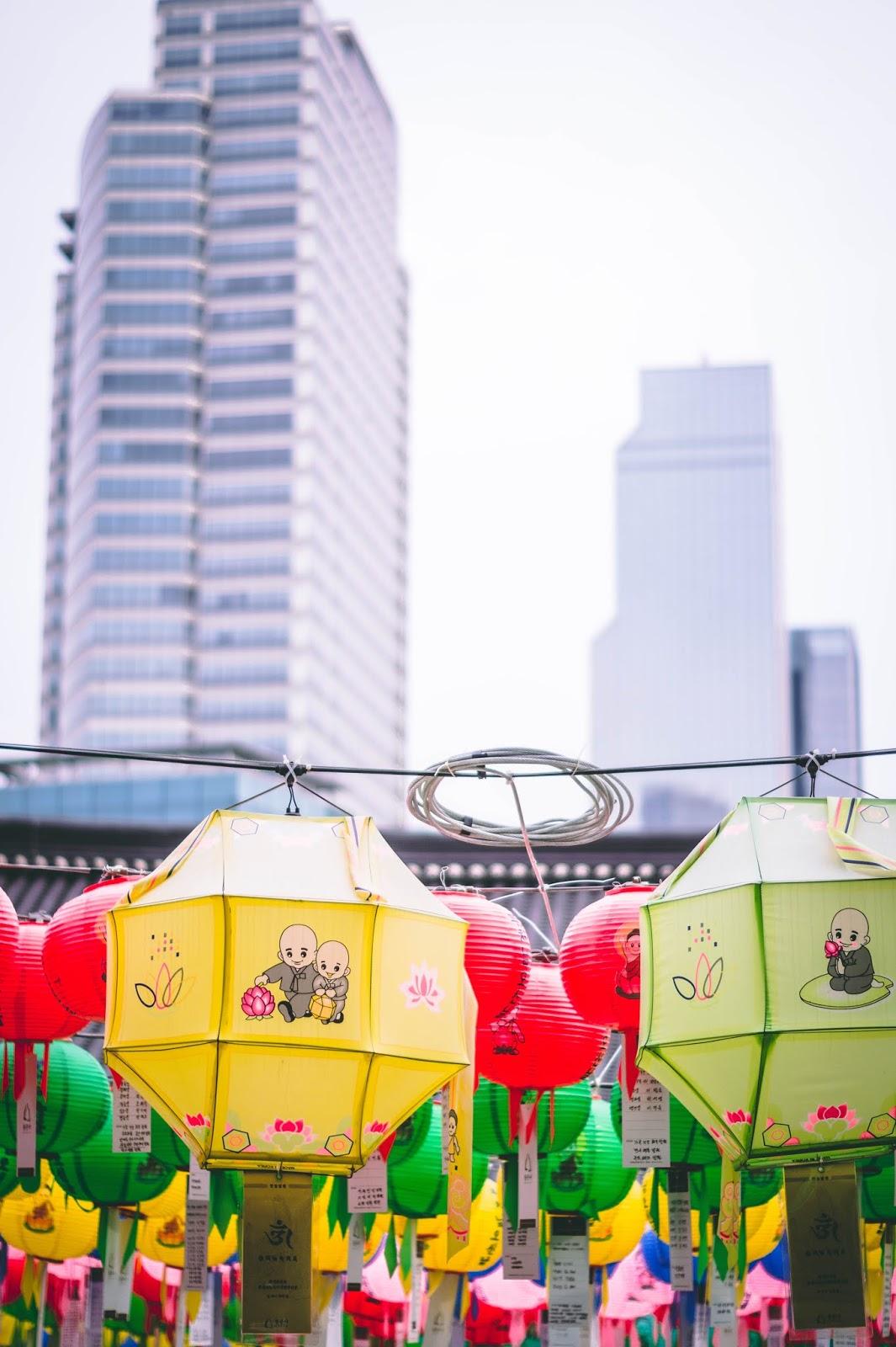 blog voyage Séoul