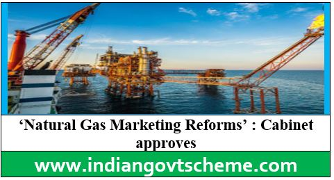 Natural Gas Marketing Reforms
