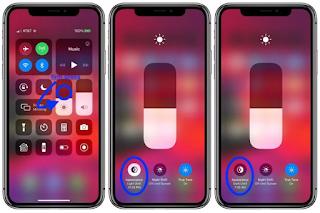 Cara menggunakan Mode Gelap di iPhone di iOS 13 [ Dark Mode ]