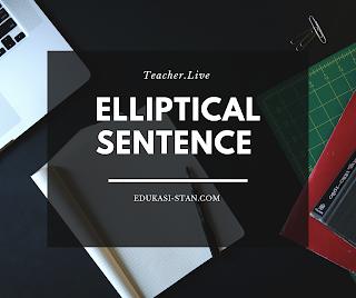 Elliptical Sentence