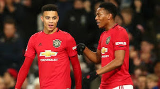 Manchester United attacker Martial reveals what impresses him the most about Greenwood