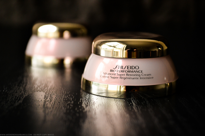 Shiseido Bio-Performance Advanced Super Restoring Antiaging Cream - Review