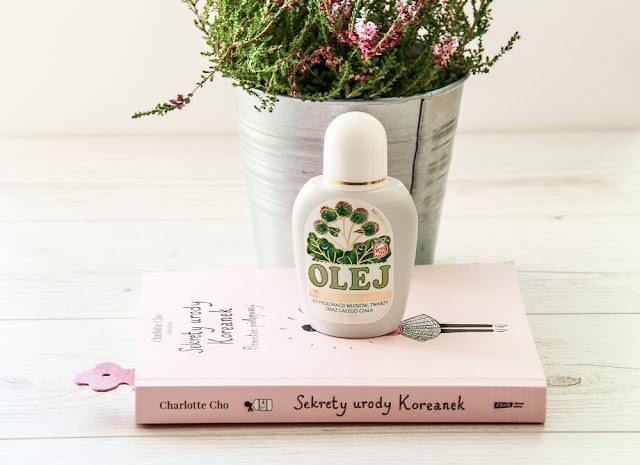 olej z korzenia łopianu