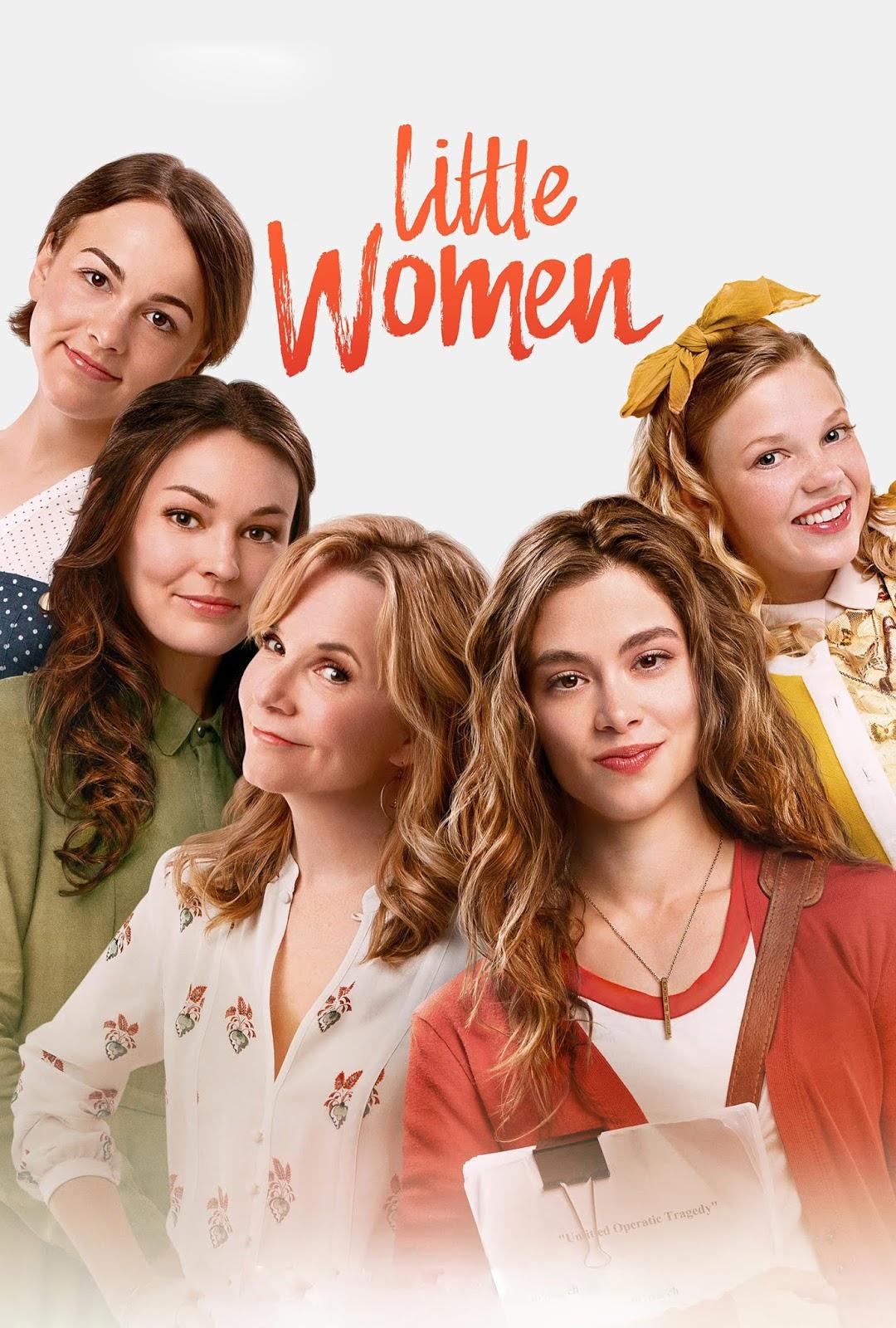 Little Women [2018] [DVDR] [NTSC] [Latino] [V2]