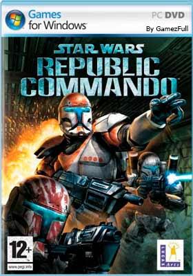 Star Wars Republic Commando PC Full Español