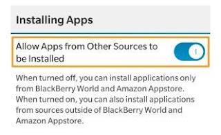 Cara Mudah Install Google Playstore Di BlackBerry 10