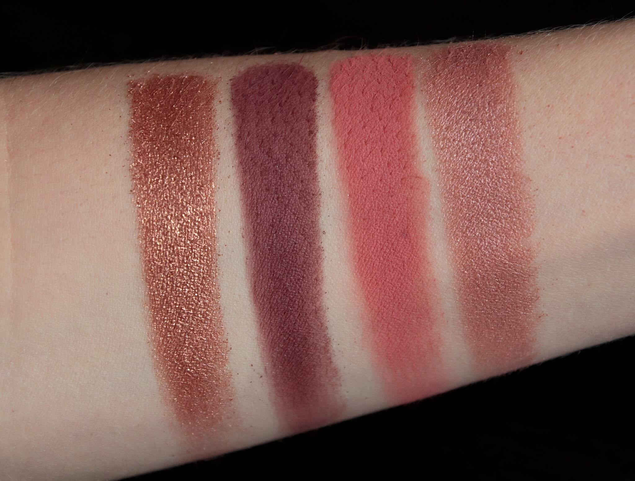 Nars Extreme Effects Palette swatch