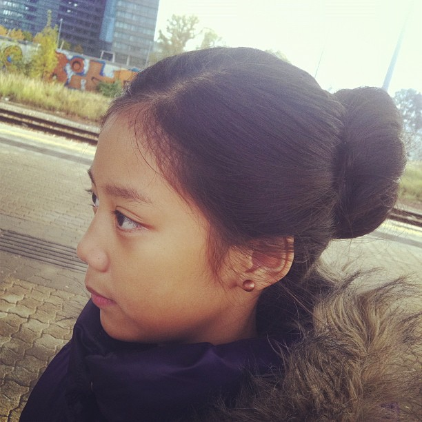 Bun Hairstyles , hair bun