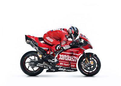Ducati Desmosedici GP19 MotoGP Photos